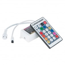 Контроллер с пультом ДУ Elektrostandard LSC DC12 RW IP20 Бегущая волна 4690389081972
