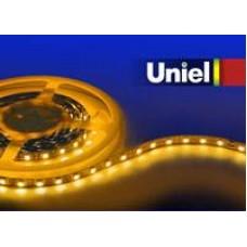 Светодиодная лента Uniel (04818) 5M желтый 72W ULS-5050-60LED/m-10mm-IP20-DC12V-14,4W/m-5M-YELLOW