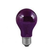 Лампа накаливания Paulmann диммируемая Е27 75W груша ультрафиолет 59070