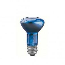 Лампа накаливания Paulmann рефлекторная для растений (фито-лампа) Е27 60W груша синяя 50260