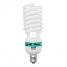 Лампа энергосберегающая Uniel (01544) E40 105W 6400K спираль матовая ESL-H33-105/6400/E40