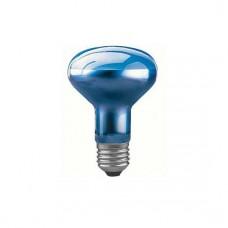 Лампа накаливания Paulmann рефлекторная для растений (фито-лампа)  Е27 60W груша синяя 50160