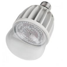 Лампа светодиодная Uniel для растений (11098) E27 20W 650K полусфера прозрачная LED-M80-20W/SP/E27/CL