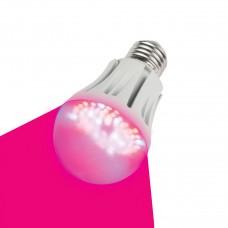 Лампа светодиодная Uniel для растений (09645) E27 9W LED-A60-9W/SP/E27/CL
