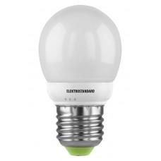 Лампа энергосберегающая Elektrostandard Mini Globe E27 7W 4200К теплый 4690389017636