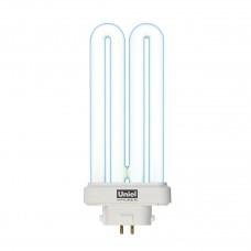Лампа энергосберегающая Uniel (05977) GX10Q 15W 4500K спираль U-образная матовая ESL-PLL-15/4500/GX10Q