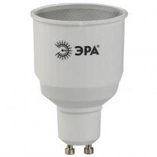 Лампа энергосберегающая ЭРА GU10 9W 2700K прозрачная R50-9W-829-GU10