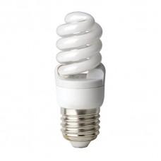 Лампа энергосберегающая Uniel (01155) E27 8W 2700K спираль матовая ESL-S41-08/2700/E27