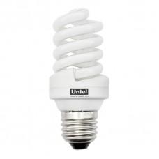 Лампа энергосберегающая Uniel (03269) E27 24W 2700K полуспираль матовая ESL-S12-24/2700/E27