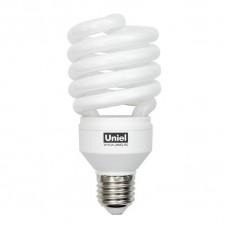 Лампа энергосберегающая Uniel (01226) E27 32W 2700K спираль матовая ESL-H32-32/2700/E27