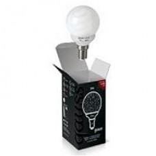 Лампа энергосберегающая Gauss E14 9W 4200К шар матовый 231209
