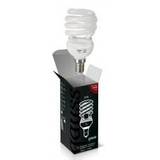 Лампа энергосберегающая Gauss E14 15W 4200K спираль T2  матовая 171215