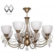 Подвесная люстра MW-Light Фелиция 347016608